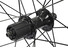 Juego de ruedas Shimano WH-R501 700C negro